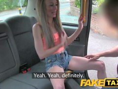 Fake Taxi Slim blonde likes it rough