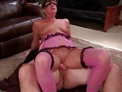 MiLF teaches Teens how to cum, fuck & finish