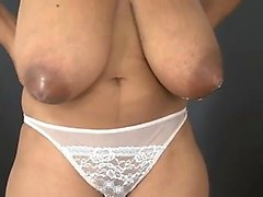Longboobs squirting and lactating