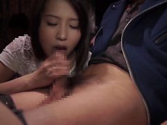 To Drink A Drug In Long-distance Bus Masturbation
