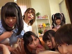 Ten Jav Idol Babes Rim Suck And Fuck Lucky Old Duffer