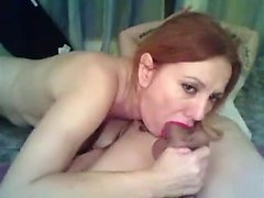 Addicted MILF gets nailed on cam