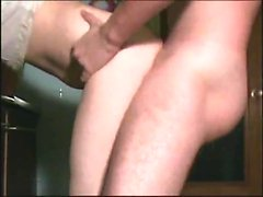 Small Tit Blonde Gives Great POV Blowjob