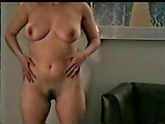 m2c1 mateur swinger wife Josie strips 1