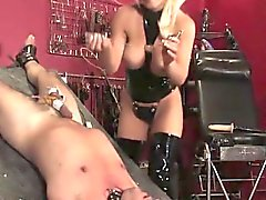 bdsm, blondine, domina, fetisch, latex