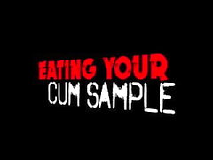 Consume Your Own Cum Sample