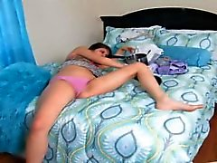 Lesbian - Roommate smothering pass out