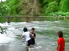 Horny Thai Couple Fuck After A Hiking Trip