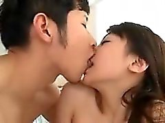 Stacked Japanese beauty has a raging stick deeply invading
