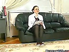 Dirty Russian Having Sex