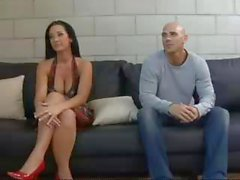 Marriage Counciling Turns Into A Hot Threesome