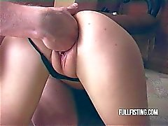 Passionate Hot Fisting Love