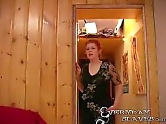 Every day Lesbian slave life 4