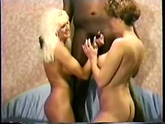 Vintage mature interracial fuck scene at Porn Yeah