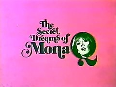secret dreams of mona q vintage 1977