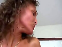 Amateur French chick gets professional assfuck