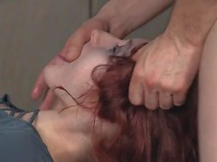 blowjobs, bdsm, rousses, les fellations profondes, de gorge pounding