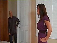 Threesome with Lisa Ann and Ahryan Astin