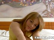Russian girl erotica her sweet bush