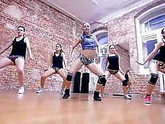 Sexy Russian Twerking Dance Team Forma - Monster Winer