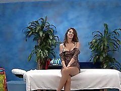 Sweetie with fancy tattoo acquires oiled and enjoys sex