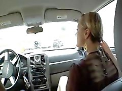 anaal, blond, pijpbeurt, auto, doggystyle