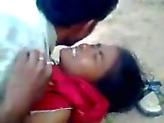 Sexy Indian college girl fucked hard on a beach