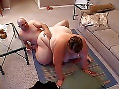 Sharing my BBW Wife with Neighbor
