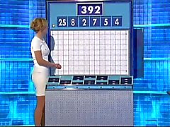 Gameshow Assistant Draws a Cock on Live TV