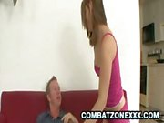 Teeb Babe Brooke Logan Sucks Her Supervisor's Horny Dick