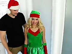 The Sexy Elf That Could Starring Uma Jolie