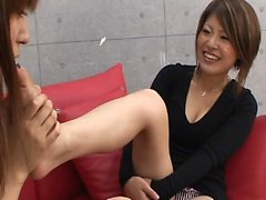 nf-153 04 asia bottoms coat and smell one another