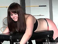 Lisas amateur spanking and rigid caning