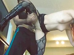 anal, cosplay, gothique, rousses