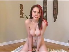 Super Sexy Zophia Myaw (Vandal Vyxen) trying the sybian