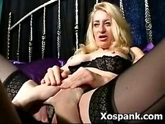 amateur, bdsm, blond, esclavage, lié
