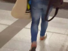 erstes video jeans ass girl candid jeans first one