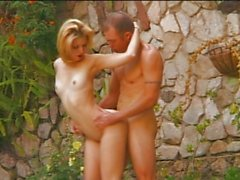 coeur de cristal, blond, pipe, caucasien, couple