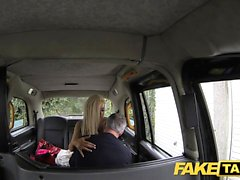Fake Taxi skinny blonde with small ass gets anal sex
