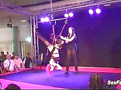wild girls do crazy erotic shows
