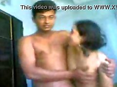Indian hot shy gf shared with friend in hotel