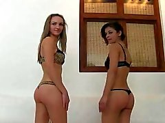 Casting - Eszter and Lilian Part 1 & Part 2 Full