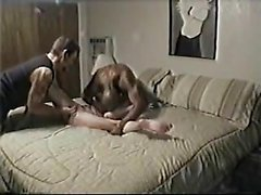 amateur, mamada, doggystyle, duro, interracial