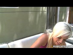 Tara Lynn Foxx gets humiliated before squirting