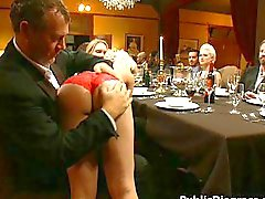 chloe camilla, le sexe anal, blond, pipe, esclavage