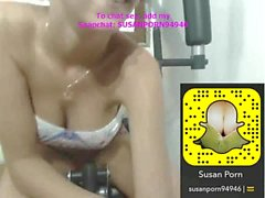 Pussy licking close up Live show add Snapchat: SusanPorn94946
