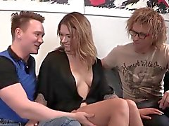Third Wheel Guy Gets Horny For His Friends Girlfriend.