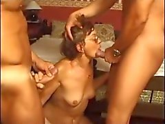 grannies, amadurece, threesomes
