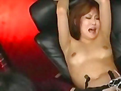 Hot Sauce Vibrators And Hairy Thai Pussy