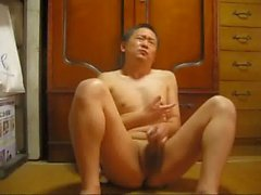Japanese gay masturbation vol.8
